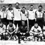 Mannschaft Hallenturnier FCE 1991_1.Platz