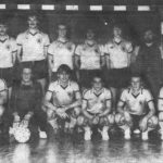 Mannschaft Hallenturnier Lorsch 1989_2.Platz