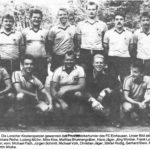 Mannschaft Turnier FCE_1990_1.Platz