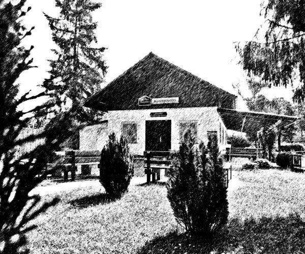 Vereinsheim_Strichzeichnung